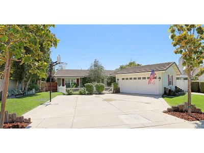 Calabasas CA Single Family Home For Sale: $779,000