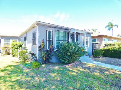 Inglewood Residential Income Pending: 8416 Byrd Avenue