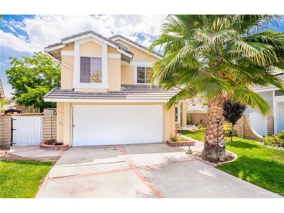 Saugus Single Family Home For Sale: 28264 Guilford