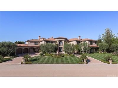 Single Family Home For Sale: 25315 Prado De Los Suenos