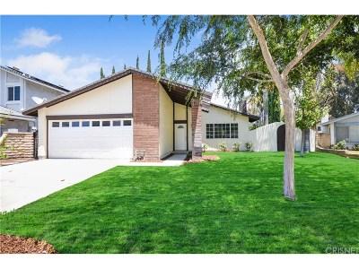 Valencia Single Family Home For Sale: 25408 Via Pacifica