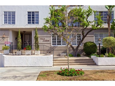 Beverly Hills Condo/Townhouse For Sale: 434 South Canon Drive #102