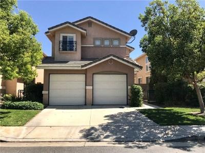 Castaic Single Family Home For Sale: 27614 Primrose Lane