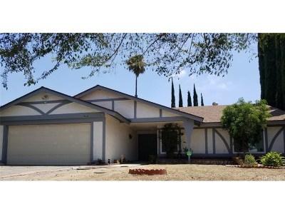 Canoga Park Single Family Home For Sale: 7834 Owensmouth Avenue