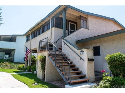 Newhall Single Family Home For Sale: 19724 Avenue Of The Oaks #54