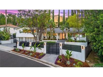 Woodland Hills Single Family Home For Sale: 5265 Del Moreno Drive