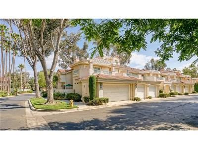 Valencia Condo/Townhouse For Sale: 25843 McBean Parkway #12