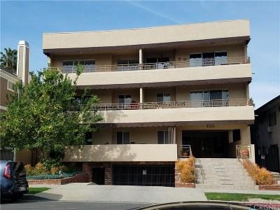 Sherman Oaks Condo/Townhouse For Sale: 4521 Colbath Avenue #105
