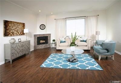 Los Angeles County Condo/Townhouse For Sale: 7912 Blackburn Avenue #8