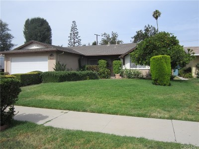 West Hills Single Family Home For Sale: 6633 Berquist Avenue