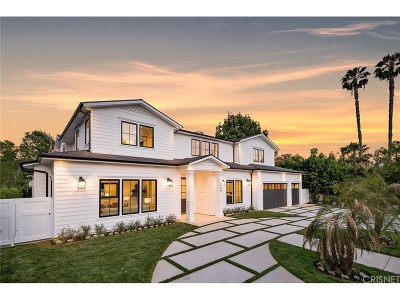 Toluca Lake Single Family Home For Sale: 4650 Forman Avenue