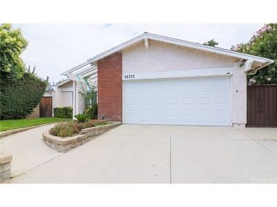 Valencia Single Family Home For Sale: 25373 Via Dona Christa
