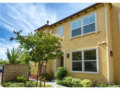 Valencia Condo/Townhouse For Sale: 26958 Pebble Beach Drive