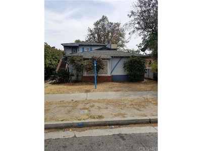North Hollywood CA Residential Income Sold: $725,000