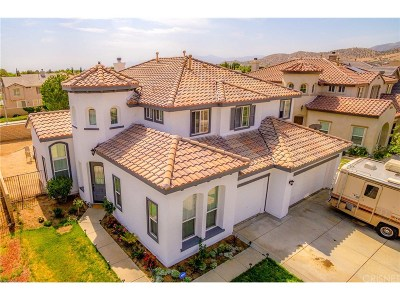 Palmdale Single Family Home For Sale: 39416 Evening Star Street