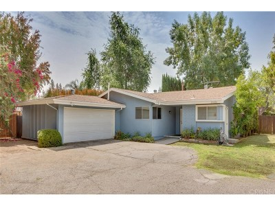 Woodland Hills Single Family Home For Sale: 23026 Dolorosa Street