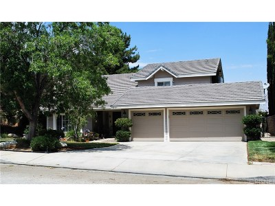 Palmdale Single Family Home For Sale: 41459 Almond Avenue