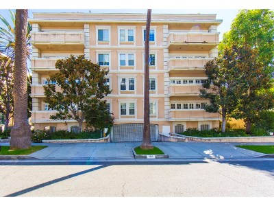 Beverly Hills Condo/Townhouse For Sale: 120 South Palm Drive #101