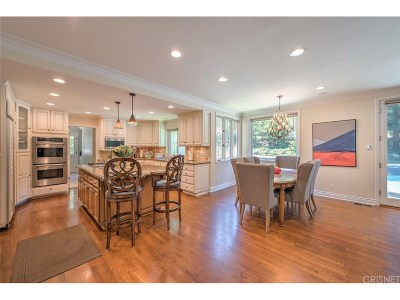 Westlake Village Single Family Home Sold: 31868 Foxfield Drive