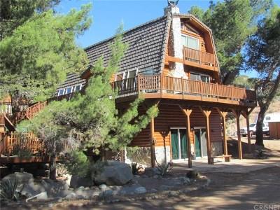 Acton Single Family Home For Sale: 5124 Escondido Canyon Road