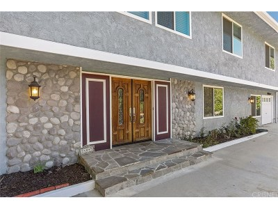 Woodland Hills Single Family Home For Sale: 24045 Philiprimm Street