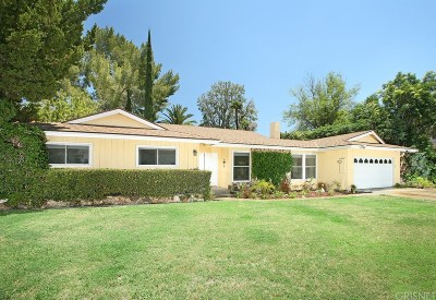 West Hills Single Family Home For Sale: 8816 Farralone Avenue