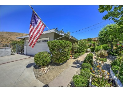 Single Family Home For Sale: 9703 Sombra Terrace Street