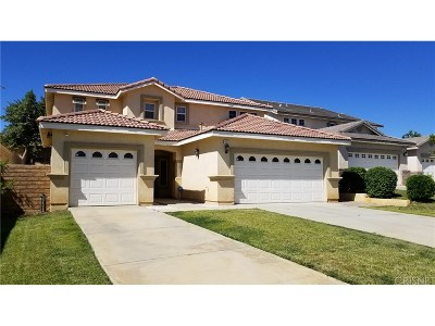Palmdale Single Family Home For Sale: 4352 Bethpage Drive