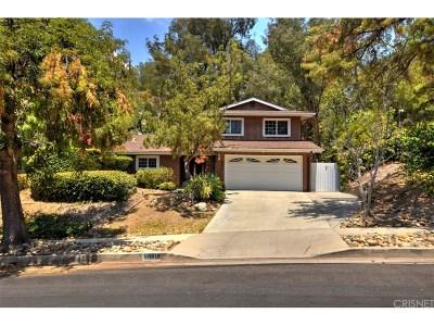 Woodland Hills Single Family Home For Sale: 20619 Martha Street
