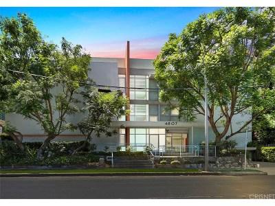 Encino Condo/Townhouse For Sale: 4807 Woodley Avenue #203