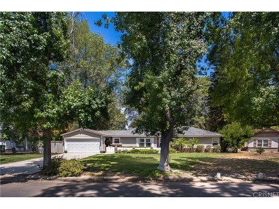 Woodland Hills Single Family Home For Sale: 23101 Ostronic Drive