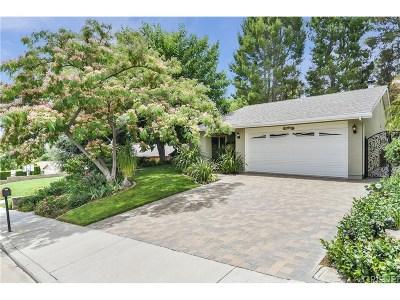 Valencia Single Family Home For Sale: 23242 Redbud Ridge Circle