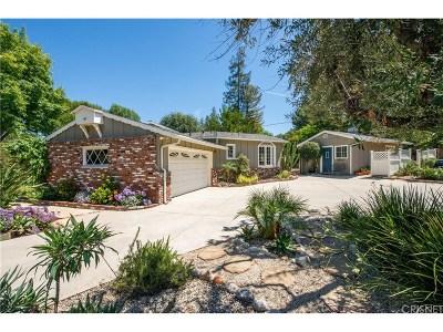 Woodland Hills Single Family Home For Sale: 6034 Winnetka Avenue