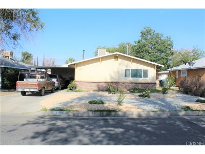 Lancaster Single Family Home For Sale: 44112 Date Avenue