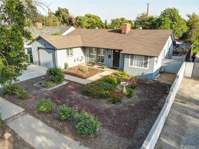 Northridge Single Family Home For Sale: 17440 Blythe Street