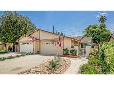 Valencia Single Family Home For Sale: 23220 Faisan Court
