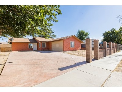Palmdale Single Family Home For Sale: 4808 East Avenue R12