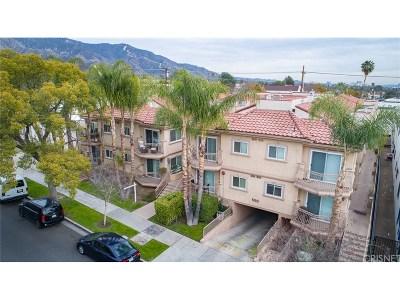 Burbank Condo/Townhouse For Sale: 550 East Santa Anita Avenue #105