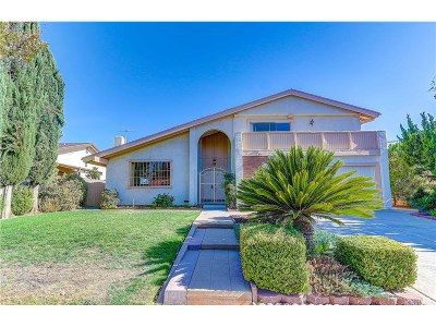 Chatsworth Single Family Home For Sale: 20750 Tribune Street