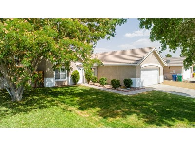 Palmdale Single Family Home For Sale: 37628 Ruby Lane