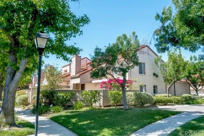 Westlake Village Condo/Townhouse For Sale: 835 Via Colinas