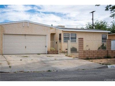 Palmdale Single Family Home For Sale: 1861 East Avenue Q13