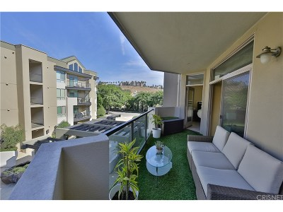 Playa Vista Condo/Townhouse For Sale: 13044 Pacific Promenade #305