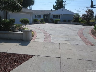 Porter Ranch Single Family Home For Sale: 10836 Chimineas Avenue