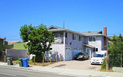Redondo Beach Single Family Home For Sale: 2507 Inglewood Avenue
