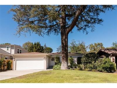 Single Family Home For Sale: 4835 Norwich Avenue