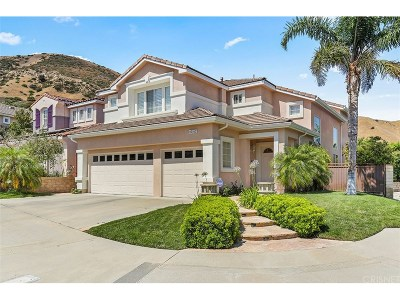 Porter Ranch Single Family Home For Sale: 12342 Yew Court