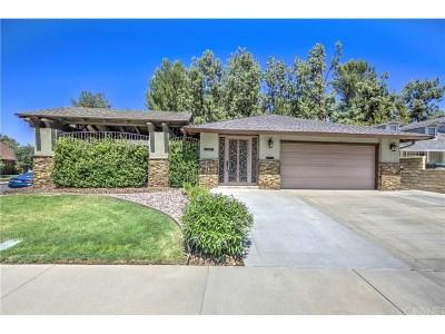 Valencia Single Family Home For Sale: 25624 Avenida Jolita