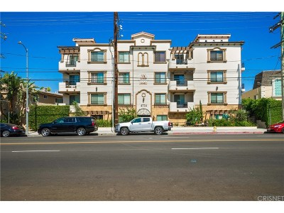 Condo/Townhouse For Sale: 4724 Kester Avenue #104