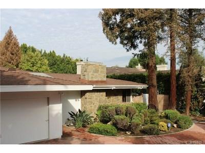 Encino Rental For Rent: 16258 Bertella Drive